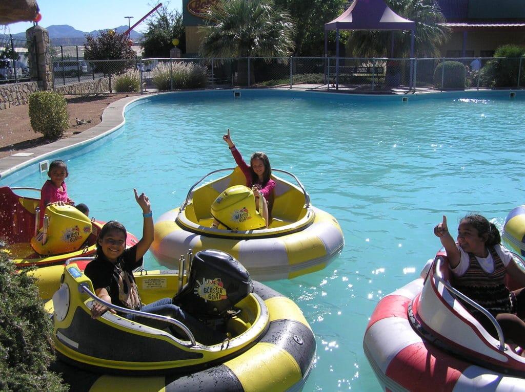 Cool Off This Summer at Bob-O's Family Fun Center