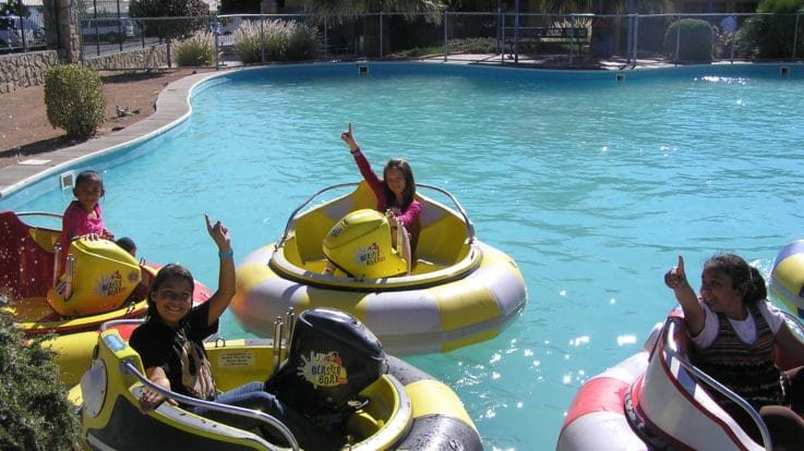 Cool Off This Summer at Bob-O's Family Fun Center