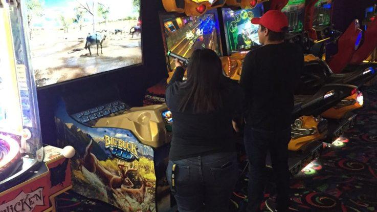 Birthday Arcade Fun At Bob-O's Family Fun Center!